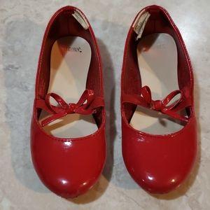 Girls Gymboree shoes
